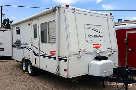 0Coleman Caravan EXT 23B - bunks, grill, hard slideout  Arvada, CO