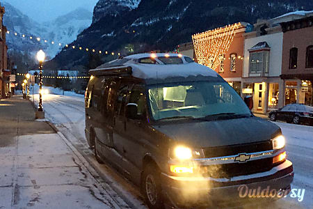 02015 Roadtrek 210 - Popular  Anchorage, AK