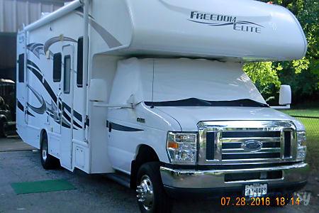 2012 Thor Freedom Elite 26 E  Pearland, TX