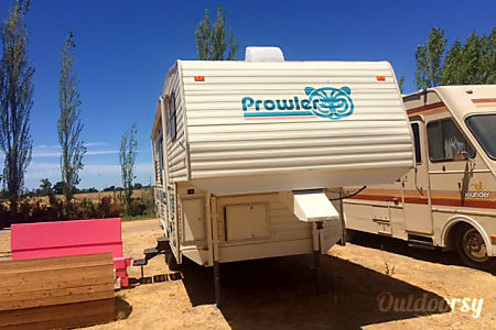 2016 Fleetwood Prowler  Sacramento, CA