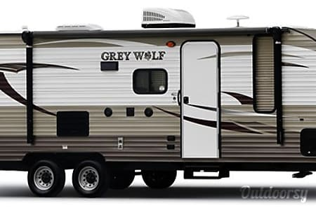 02017 Forest River Cherokee Grey Wolf 26DBH, CO  Aurora, CO