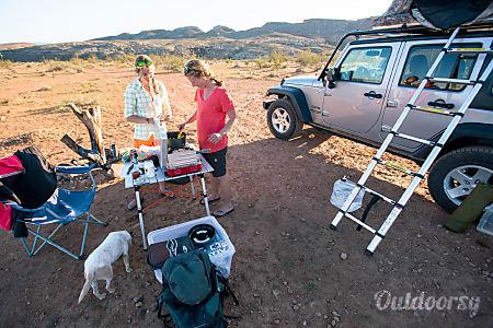 Camper Jeep - 2016 Jeep Wrangler Sahara  Salt Lake City, UT