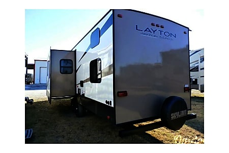 T-4 Layton Luxury travel trailer  Cypress, TX