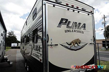 2016 Palomino Puma Unleashed 25TFS Premier Edition Toy Hauler  Huntsville, AL