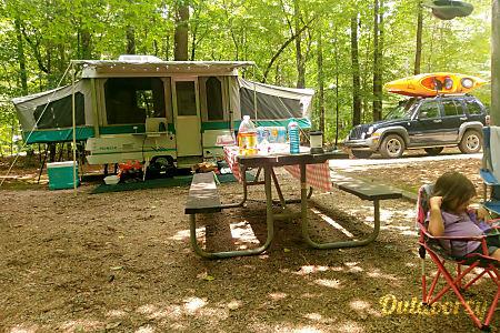 1993 Coleman Pioneer Arcadia  Garner, NC