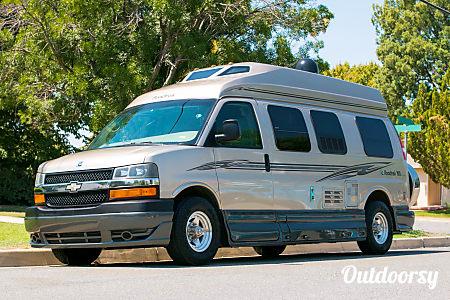 02008 Roadtrek 190 Versatile  Bakersfield, CA
