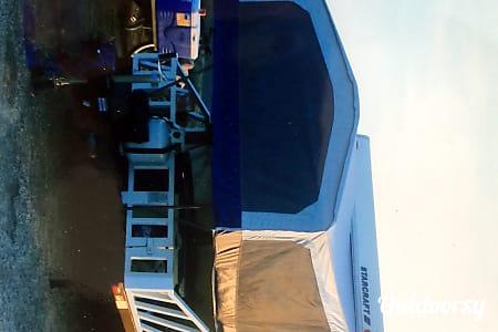 02010 Starcraft Star Shuttle Camping Trailers  Santa Barbara, CA