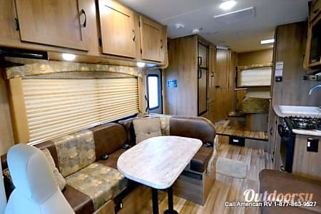 02016 Coachmen Freelander  Breezy Point, MN