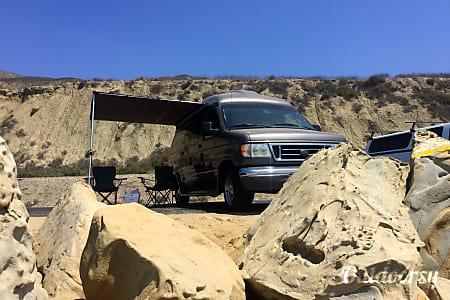 02003 Ford Econoline E250supercab  Los Angeles, CA