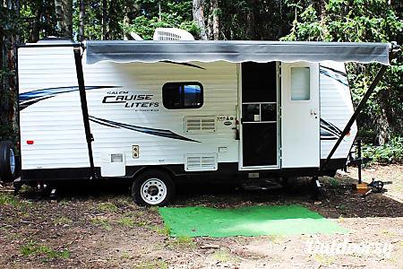 2016 Forest River Salem Cruise Lite  Spanish Fork, UT