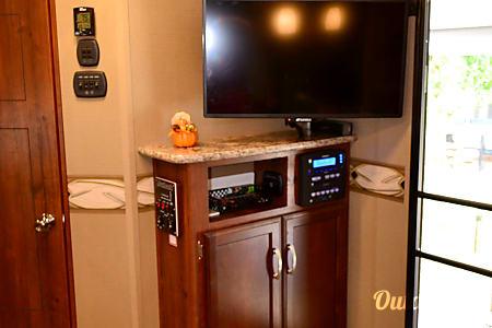 """""""Sheila"""" 2015 Keystone Outback 323BH 36"""" Travel Trailer  Canton, GA"""
