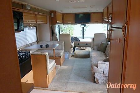 Harvey the RV: Vacation Ready!  Chantilly, VA