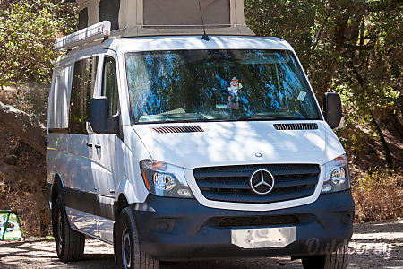02014 Mercedes-Benz Sprinter Camper Van!  San Francisco, CA