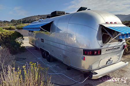 031' 1978 Airstream  - Sleeps 6  Orange, CA