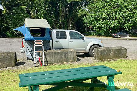 2005 Nissan Frontier 4WD Crew Cab  Hilo, Hawaii