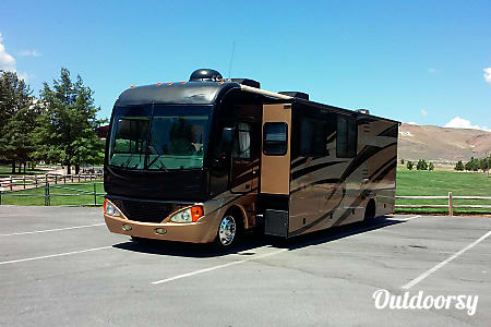 02007 Pace-Arrow 36d - Workhorse  Sparks, NV