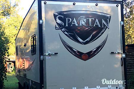2015 Prime Time Spartan  Martindale, TX