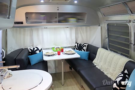 02014 Airstream International Sterling edition  Malibu, CA
