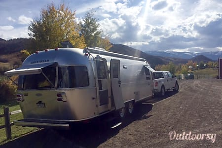 02014 Airstream International Sterling 28ft  Sausalito, CA