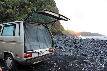 1990 Volkswagen Vanagon  Haiku, HI