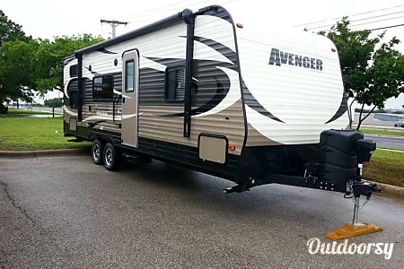 02016 Avenger 26 BH Travel Trailer  Round Rock, TX