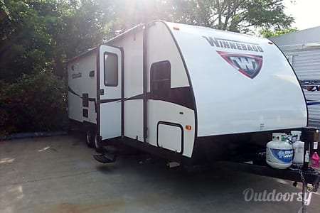 02014 Winnebago Minnie TT 1409  Austin, TX