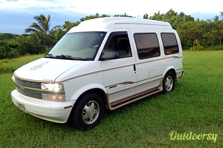 2000 Chevy High Top Astro Van  Kahului, HI