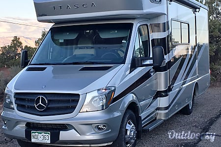 2016 Mercedes-Benz Sprinter - Navion  Grand Junction, CO