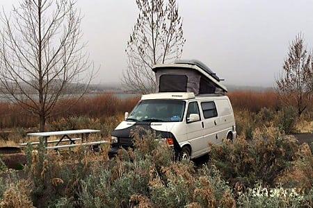 2002 Volkswagen Eurovan  Portland, Oregon