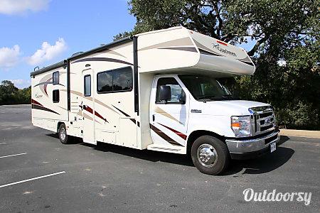 02017 Coachmen Freelander Bunkhouse 1706  Austin, TX