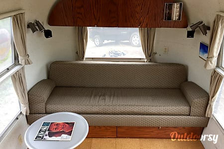 "1964 Airstream Overlander: ""Lucy""  Temple Hills, MD"