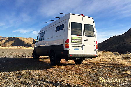 """BESS"" THE SPRINTER ADVENTURE VAN - GET OUT, STAY OUT, BE COMFORTABLE  Reno, NV"