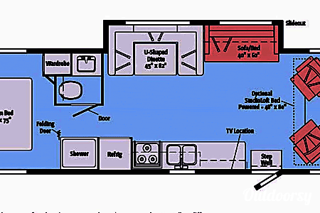 2017 Winnebago Vista 31KE  Seffner, FL