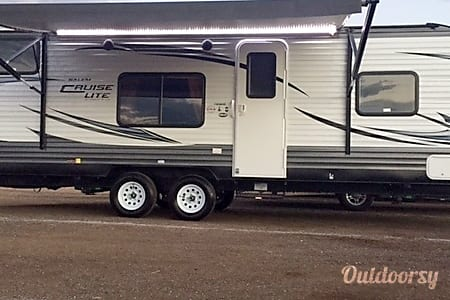 026ft Bunkhouse Travel Trailer (TH2601)  Sun City, AZ