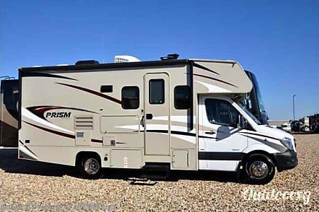 02017 Coachmen Prism  Austin, TX