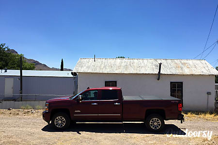 2016 Chevrolet Silverado 3500 High Country Duramax  Jemez Springs, NM