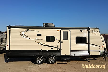 "02017 Coachman Clipper (21') - nicknamed ""Amarillo""  Houston, TX"