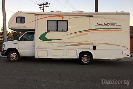 02010 Fleetwood Jamboree Sport  Escondido, CA