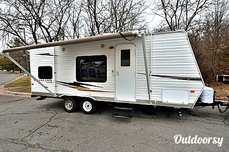 RV 02: Catalina 21ft  Herndon, VA