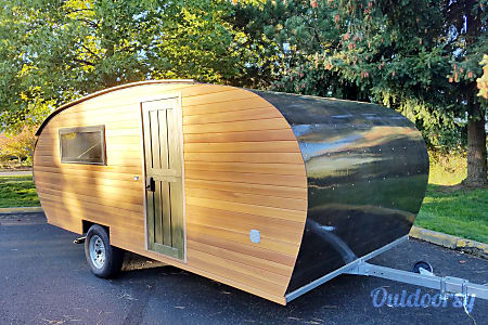 "0Homegrown Trailers: ""Osprey""  Kirkland, WA"