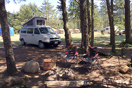 0Peace Vans Rentals #9: Skykomish -Eurovan Full Camper  Seattle, WA