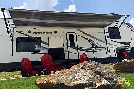 2016 Genesis Genesis Supreme  Benbrook, TX