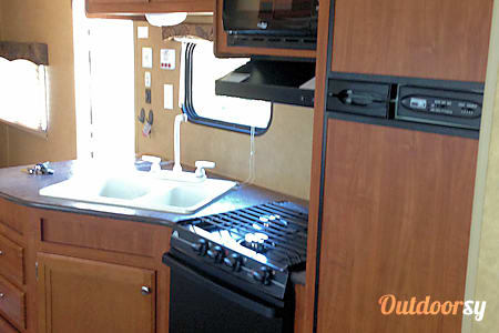 #FW29 2014 Jayco Flight Swift Camper  Lake Buena Vista, FL