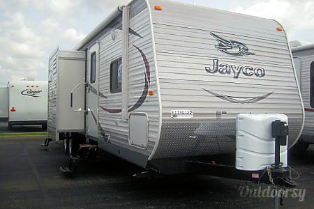 #FW43 2016 Jayco Flight Camper  Lake Buena Vista, FL