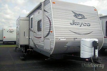 0#FW43 2016 Jayco Flight Camper  Lake Buena Vista, FL