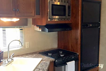 #FW34 2015 Keystone Hideout 31RBTS Camper  Lake Buena Vista, FL