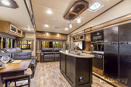 2016 Grand Design Reflection  Parrish, FL