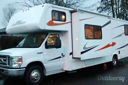 0Morey the Motor Home  2011 Forest River Sunseeker  Greeley, CO