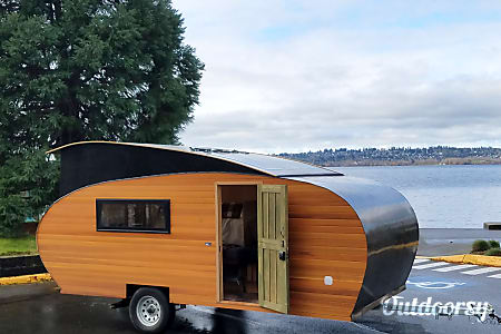 "Homegrown Trailers: ""Osprey""  Kirkland, WA"