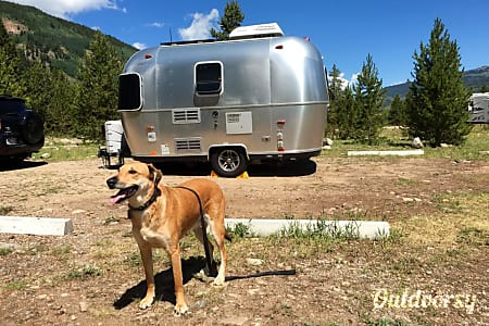 02014 Airstream Bambi 16' Sport  Denver, CO